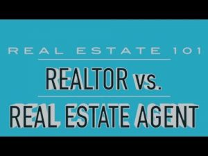 Difference Between Realtors and Real Estate Agents